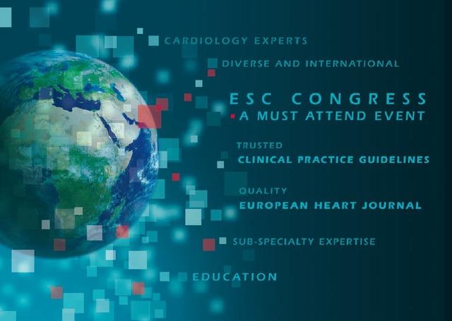 2015 欧洲心脏病学会年会即将隆重召开图片